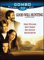Good Will Hunting [Blu-ray/DVD] [Includes Digital Copy]