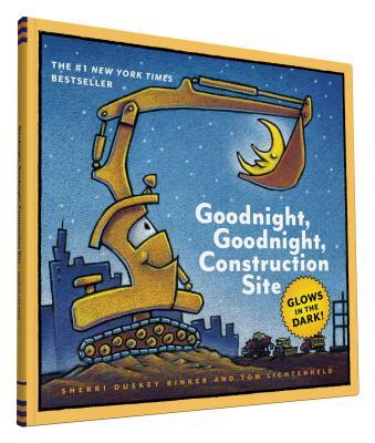 Goodnight, Goodnight, Construction Site - Rinker, Sherri Duskey