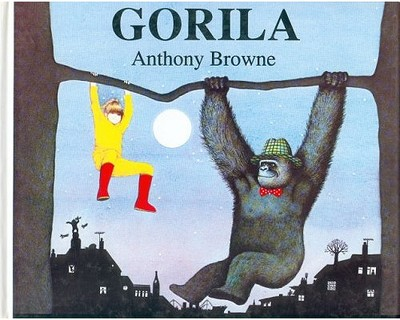 Gorila - Browne, A, and Browne, Anthony, and Brown, Anthony