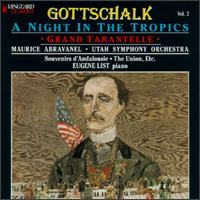 Gottschalk, Vol.2 - Cary Lewis (piano); Eugene List (piano); Joseph Werner (piano); Reid Nibley (piano); Utah Symphony;...