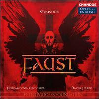Gounod: Faust - Alastair Miles (bass); Diana Montague (mezzo-soprano); Garry Magee (baritone); Mary Plazas (soprano);...