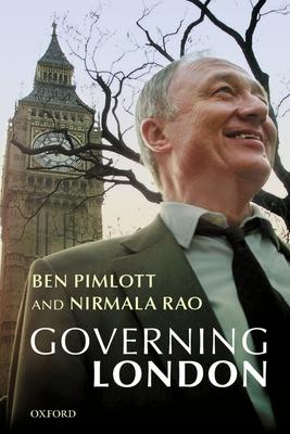 Governing London - Pimlott, Ben, and Rao, Nirmala