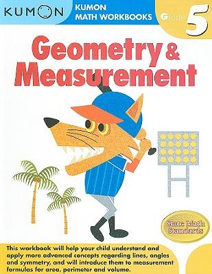 Grade 5 Geometry and Measurement - Kumon Publishing (Creator)