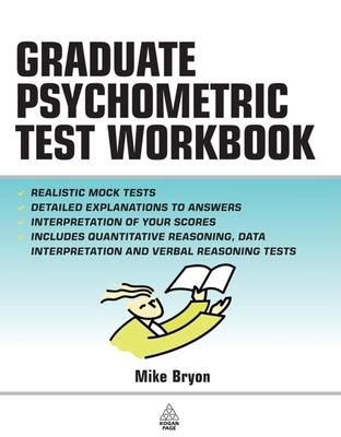 Graduate Psychometric Test Workbook - Bryon, Mike