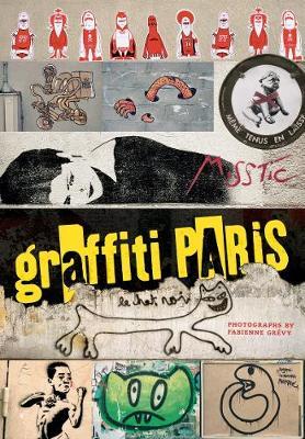 Graffiti Paris - Grevy, Fabienne