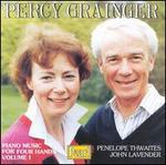Grainger: Piano Music for Four Hands. Vol. 1 - John Lavender (piano); Penelope Thwaites (piano)
