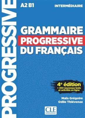 Grammaire progressive du francais - Nouvelle edition: Livre intermediaire - Murail, Marie-Aude