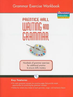 Grammar Exercise Workbook, Grade 8 - Prentice Hall (Creator)