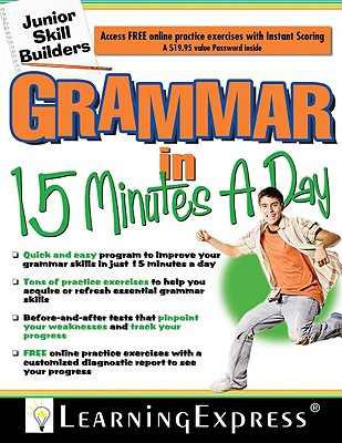 Grammar in 15 Minutes a Day - Learning Express LLC (Creator)