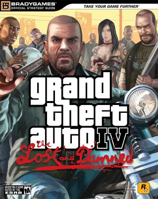 Grand Theft Auto IV: The Lost and Damned - Bogenn, Tim, and Barba, Rick