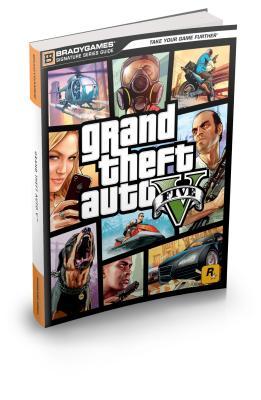 Grand Theft Auto V Signature Series Strategy Guide - BradyGames