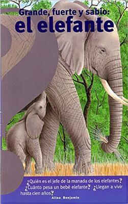 Grande, Fuerte y Sabio: El Elefante - Pfeffer, Pierre, and Mettler, Rene (Illustrator)