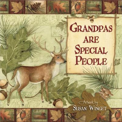 Grandpas Are Special People -