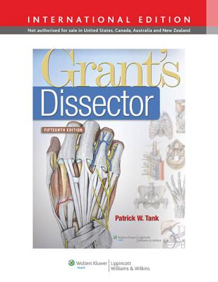 Grant's Dissector - Tank, Patrick W., PhD