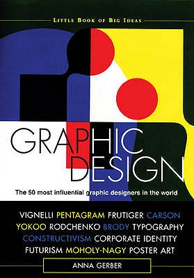 Graphic Design: The 50 Most Influential Graphic Designers in the World - Gerber, Anna, and Mount, Christopher