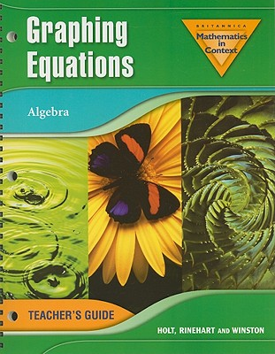 Graphing Equations: Algebra - Romberg, Thomas A