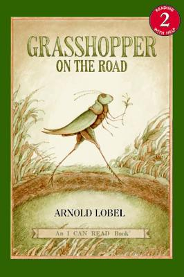 Grasshopper on the Road - Lobel, Arnold
