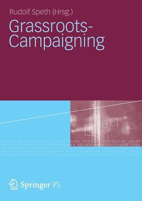 Grassroots-Campaigning - Speth, Rudolf (Editor)