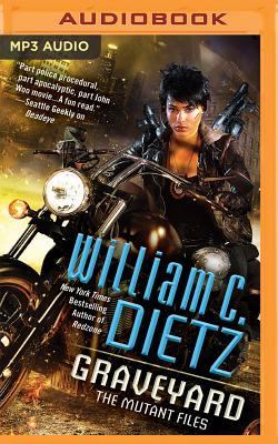 Graveyard - Dietz, William C, and Delaine, Christina (Read by)