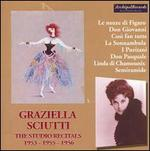 Graziella Sciutti: The Studio Recitals, 1953, 1955, 1956