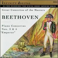 Great Concertos of the Masters: Ludwig van Beethoven - Alexander Sandler (piano); Sergei Uruvayev (piano); Alexander Titov (conductor)