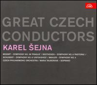 Great Czech Conductors: Karel Sejna - Maria Tauberova (soprano); Czech Philharmonic Orchestra; Karel Sejna (conductor)