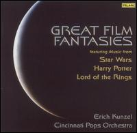 Great Film Fantasies - Erich Kunzel