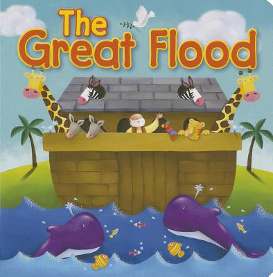Great Flood - David, Juliet, and Parry, Jo (Illustrator)