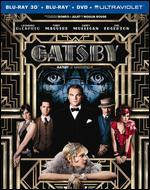 Great Gatsby [Bilingual] [Includes Digital Copy] [UltraViolet] [3D/2D] [Blu-ray/DVD]