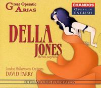 Great Operatic Arias: Della Jones - Andrew Shore (baritone); Anne Mason (mezzo-soprano); Della Jones (piano); Della Jones (mezzo-soprano);...
