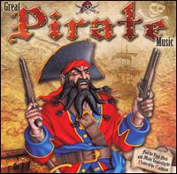 Great Pirate Music: Music Inspired By Pirates of the Caribbean - Various Artists