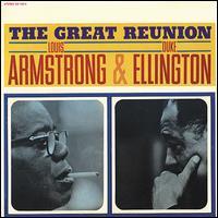 Great Reunion [LP] - Louis Armstrong & Duke Ellington