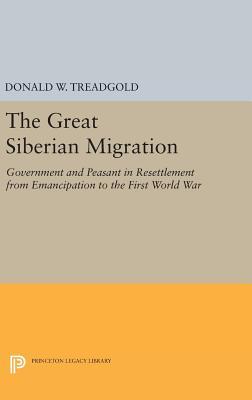 Great Siberian Migration - Treadgold, Donald