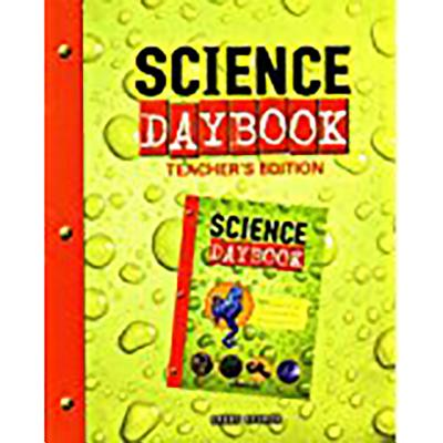 Great Source Science Daybooks: Teacher Edition Grade 5 2004 - Great Source (Prepared for publication by)