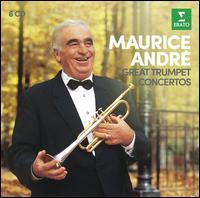 Great Trumpet Concertos - Annie D'Arco (piano); Bernard Gabel (trumpet); Christopher Warren-Green (violin); Guy Touvron (trumpet);...