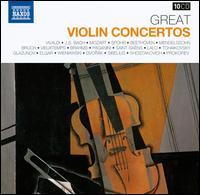 Great Violin Concertos - Dong-Suk Kang (violin); Fritz Kreisler (violin cadenza); Henning Kraggerud (violin); Ilya Kaler (violin);...