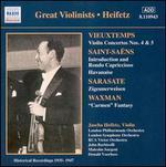 Great Violinists: Heifetz