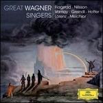 Great Wagner Singers - Annelies Kupper (soprano); Astrid Varnay (soprano); Birgit Nilsson (soprano); Dietrich Fischer-Dieskau (baritone); Frida Leider (soprano); Friedrich Schorr (bass baritone); Fritz Soot (tenor); Georg Hann (bass); Gundula Janowitz (soprano)