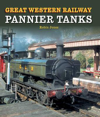 Great Western Railway Pannier Tanks - Jones, Robin