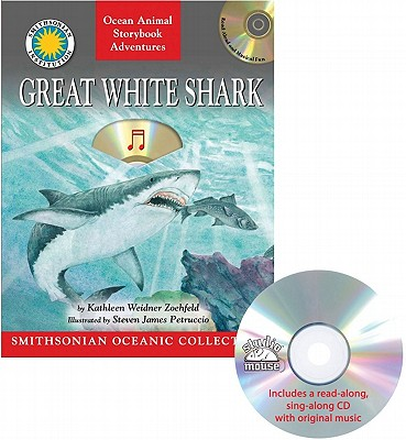 Great White Shark - Kathleen Weidner Zoehfeld