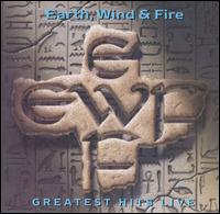 Greatest Hits Live - Earth, Wind & Fire