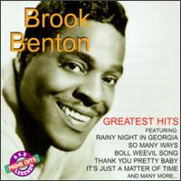 Greatest Hits [Prime Cuts] - Brook Benton