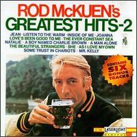 Greatest Hits, Vol. 2 [Bonus Tracks] - Rod McKuen