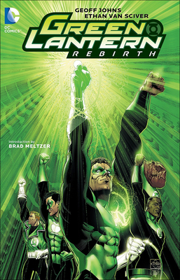 Green Lantern: Rebirth - Johns, Geoff