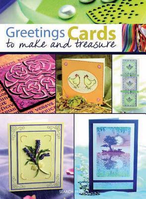 Greetings Cards to Make and Treasure - Balchin, Judy