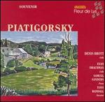 Gregor Piatigorsky: Souvenir