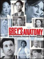 Grey's Anatomy: The Complete Second Season [6 Discs]
