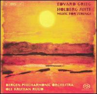 Grieg: Holberg Suite - Oyvind Bjora (violin); Rainer Gibbons (oboe); Sebastian Dörfler (cello); Bergen Philharmonic Orchestra;...