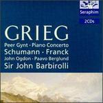 Grieg: Peer Gynt; Piano Concerto; Schumann, Cesar Franck: Works