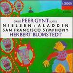 Grieg: Peer Gynt Suites; Nielsen: Aladdin